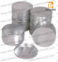 Aluminum Soil Sample Containers