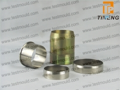 Stainless steel soil sample rings