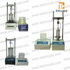 Full-automatic Strain Controlled Triaxial Test Apparatus