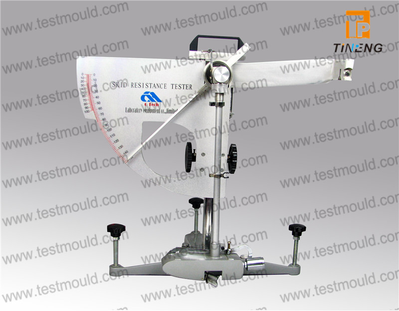 Resistance Tester Through Materials : Testing machine for the construction industrial zhuozhou