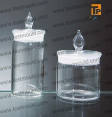 Glass Weighing bottle tall form and low form
