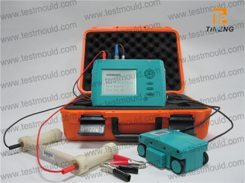 REBAR LOCAT ION AND CORROSION MEASURING SYSTEM