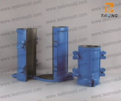 Cast iron cylinder mould