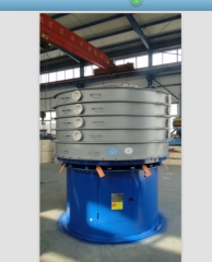 vibratory screen machine