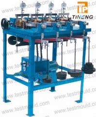 Quadruplet Electric shear test machine