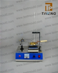 Electric asphalt flash fire point tester