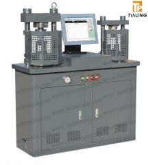 Flexural & Compression Testing Machine