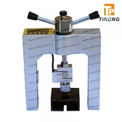 Rivet and thermal insulation material adhesive strength tester